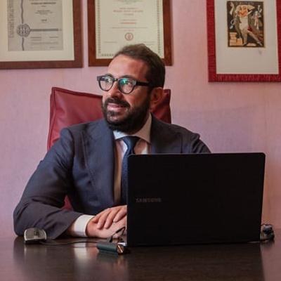 Prof. Avv. Michele Dulvi Corcione - Avvocato Penale Militare - Team